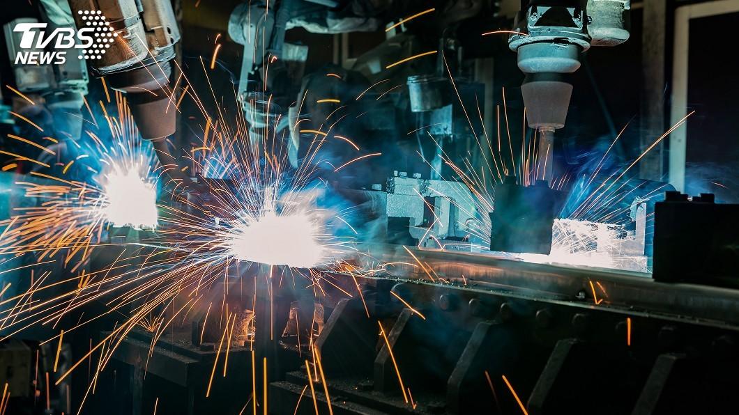 示意圖/TVBS 美中紛爭懸而未決 製造業第2季營收年減2%