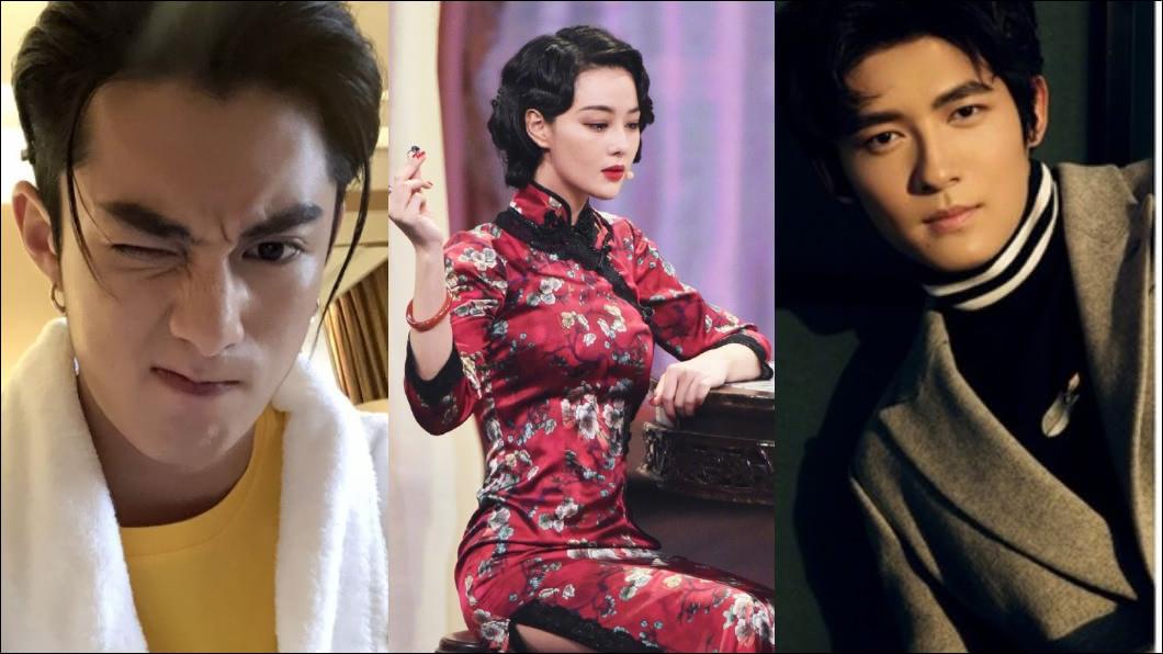 主要角色夏紫薇、五阿哥、福爾康分別由張馨予、王鶴棣、佟夢實擔綱演出。圖/翻攝微博