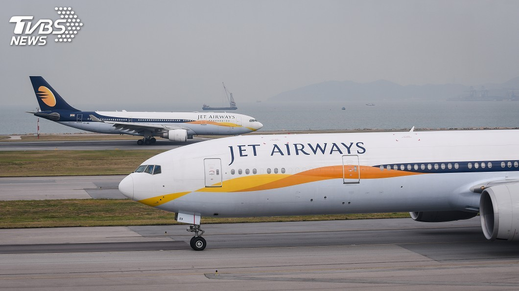 示意圖/TVBS 捷特航空疑財務不法 印度政府下令調查