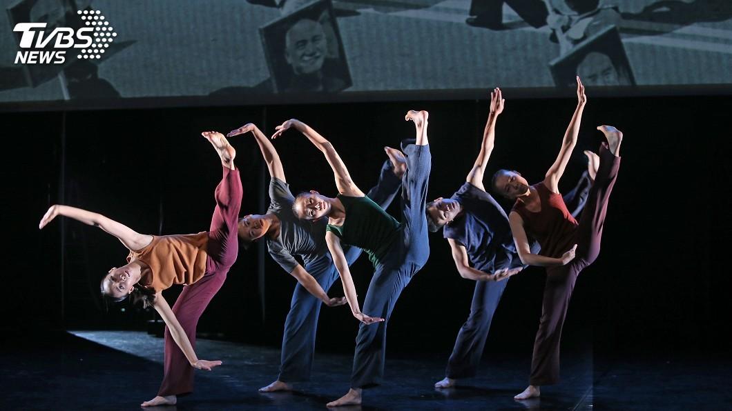 圖/中央社 雲門45週年舞作精選 林懷民要觀眾看見舞者
