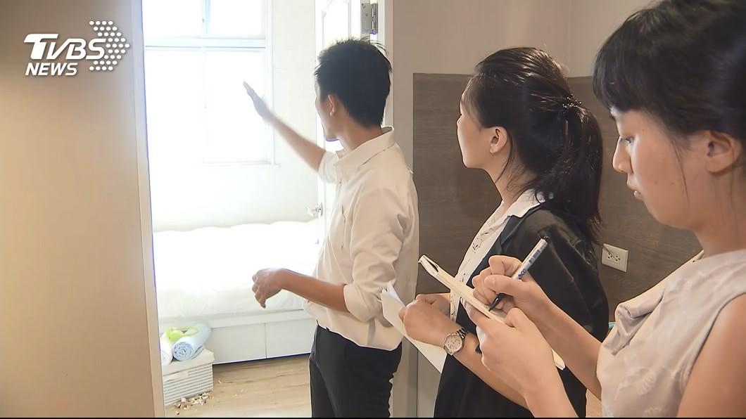 圖/TVBS 看房眉角多!專家推薦「必備3寶」 避免買到黑心屋