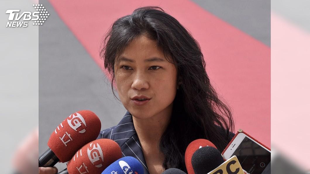 圖/中央社 藍委占主席台 Kolas:賴揆非常重視施政報告