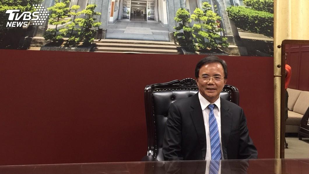 蔡碧仲9月17日接任代理縣長後,自詡推動百日革新。圖/中央社