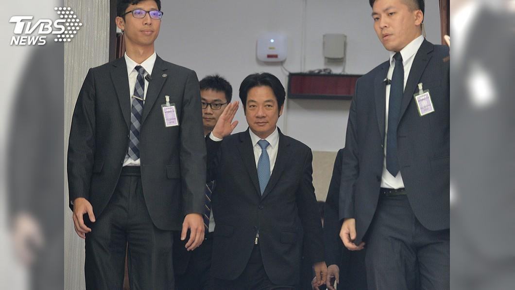 圖/中央社 藍要賴揆為促轉會事件道歉 立院空轉一上午