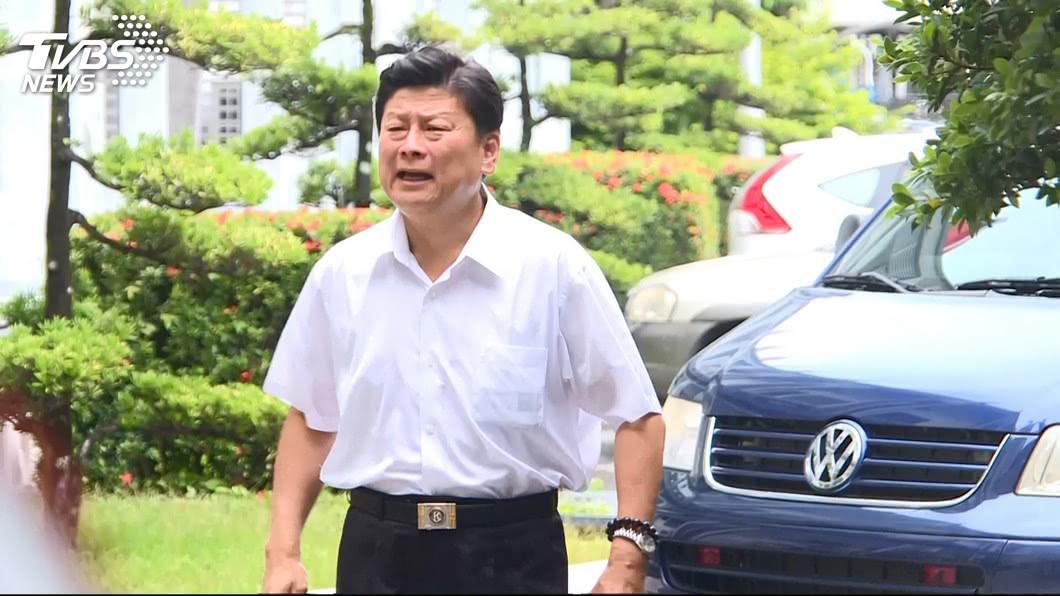 圖/TVBS 入監2百人送別 傅崐萁:未來當3年花蓮志工回報