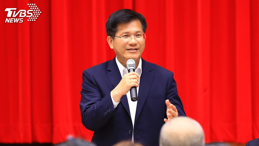 圖/中央社 林佳龍:執政4年讓市民有感 政績是最好民調