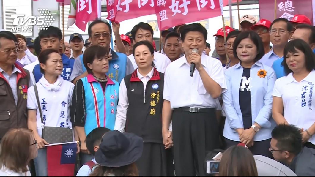 圖/TVBS T怪客踢新聞/傅崐萁之後輪到誰