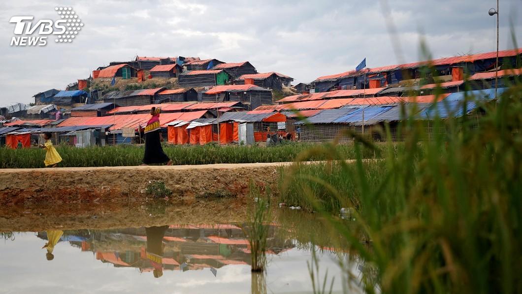 圖/達志影像路透社 協助洛興雅難民 美國允諾提供1.85億美元