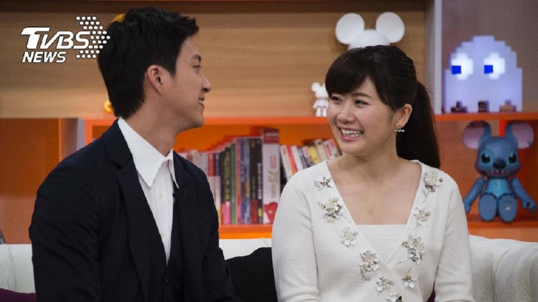 除了林宥嘉之外,江宏傑與福原愛夫妻,也被視為是華研的重點人物。(圖/TVBS)