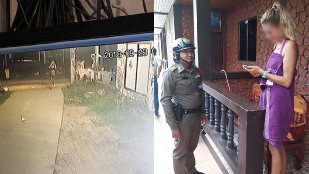英國女子求助大使館和泰國警方,並到醫院驗傷,卻未發現任何遭性侵的證據。圖/翻攝自 泰國網