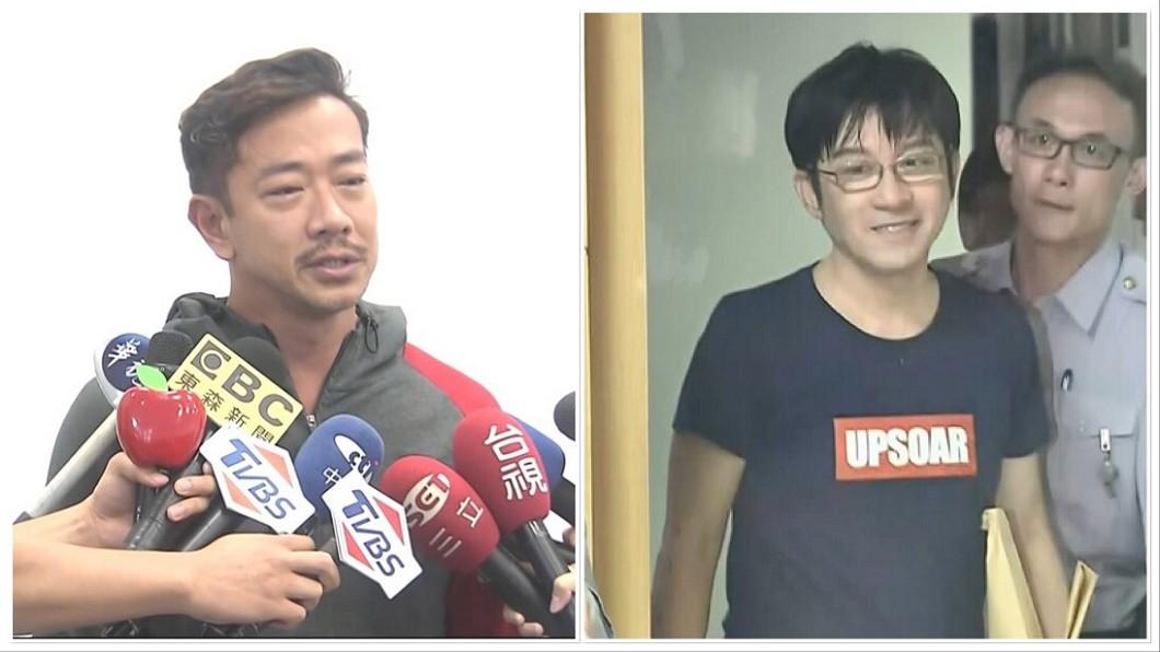 圖/TVBS 江俊翰江明學被抓只是開始 她爆警重演「串肉粽」大掃毒