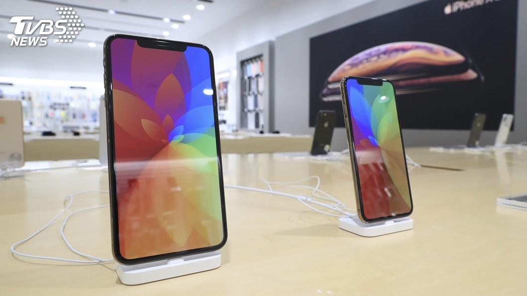 圖/達志影像美聯社 iPhone XS Max受歡迎 估拉高明年平均售價