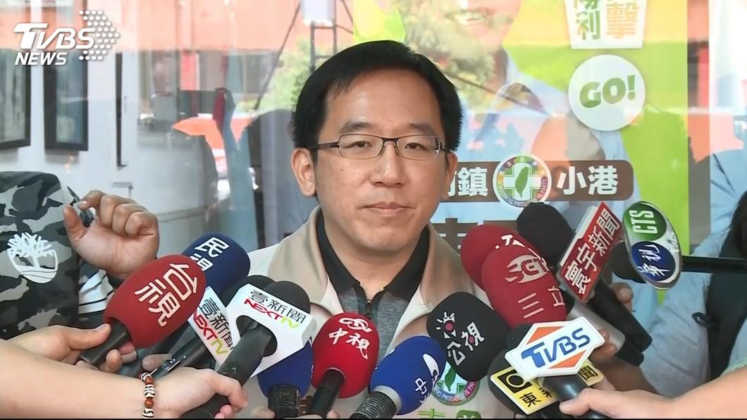 圖/TVBS 民進黨婦女部主任:無能的人才需要到酒店談事情