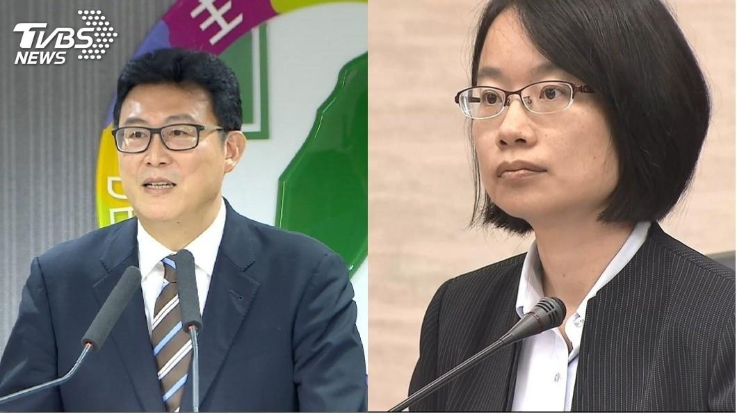 圖/TVBS 姚文智邀吳音寧入小內閣 他酸「退出政壇比較實際」