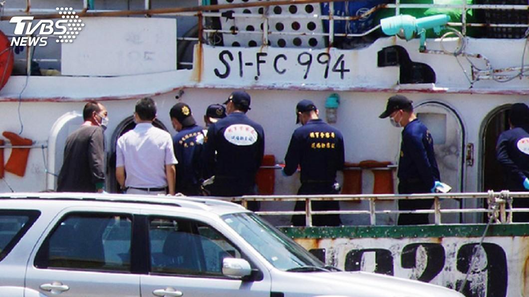 圖/中央社 明滿祥海上喋血偵查終結 1印尼籍漁工遭起訴