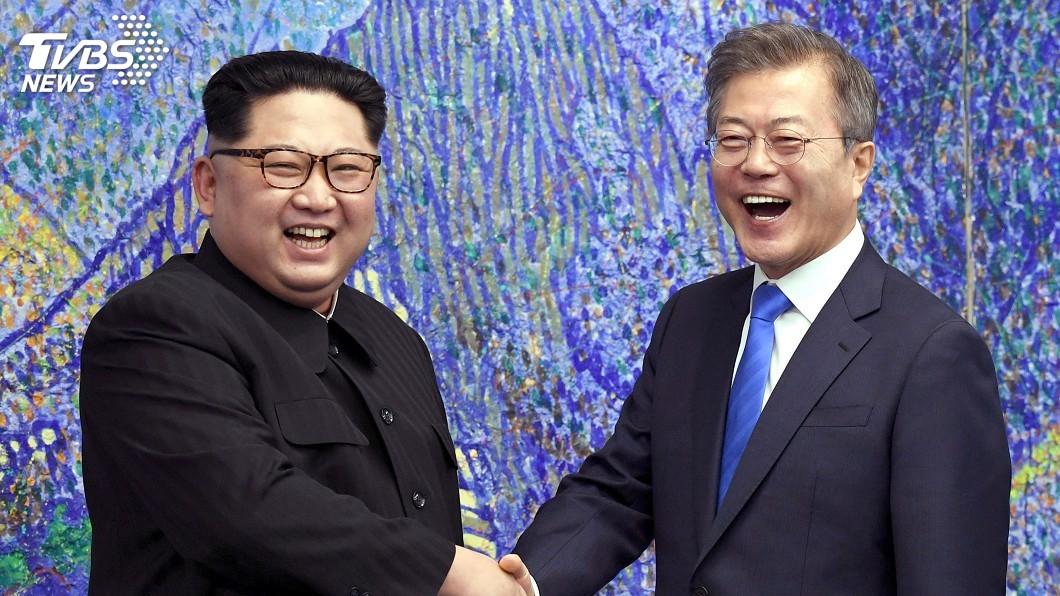 圖/達志影像美聯社 推非核化進程 文在寅促聯合國積極回應北韓
