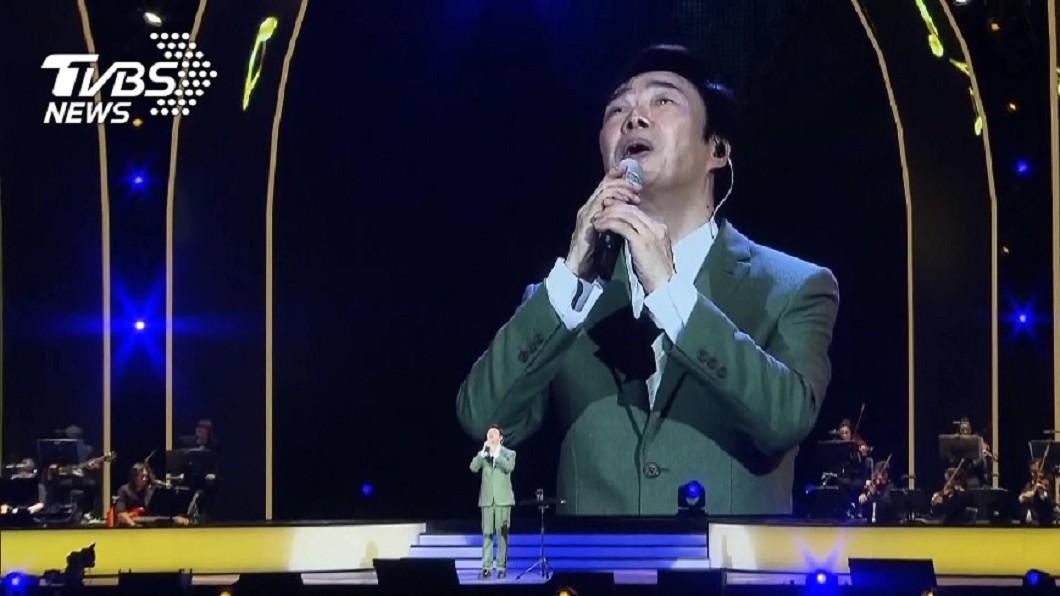 圖/TVBS資料畫面 快訊/費玉清演唱會、周潤發座談15分鐘搶光!