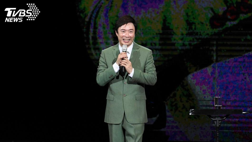 圖/達志影像TPG 感慨雙親離世宣布引退 張菲曾喻費玉清是「第25孝」
