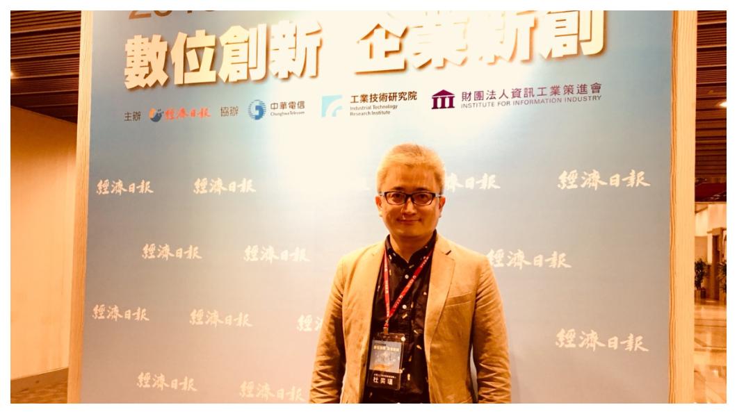 擁有「PPT之父」稱號的台灣AI實驗室創辦人杜奕瑾,捨微軟高薪,回台築AI(人工智慧)大夢,呼籲台灣要把握未來黃金10年,做為全球AI人才的搖籃。   圖/TVBS 《大老闆故事》把握黃金十年 PTT之父杜奕瑾築AI夢