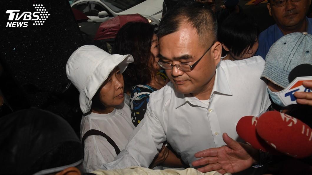 圖/中央社 林益世被控誣告案辯論終結 二審4/24宣判