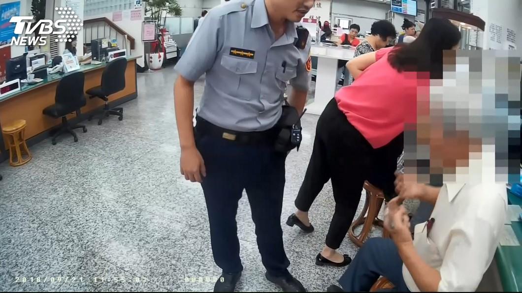 圖/TVBS 詐騙裝偵查隊長! 嗆真警察「你什麼職位」