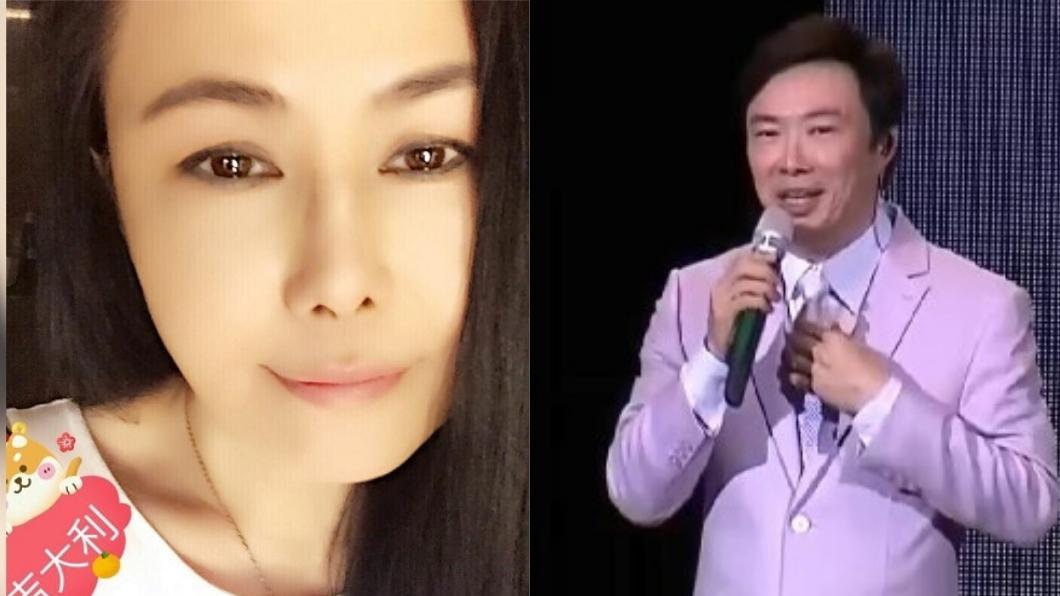 圖/翻攝自江蕙臉書、TVBS 江蕙笑言「答應求婚」 費玉清深情告白:死後也要葬一起