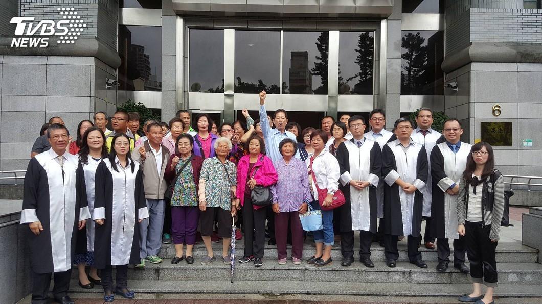 圖/中央社 中石化戴奧辛國賠案 最高法院11月28日宣判