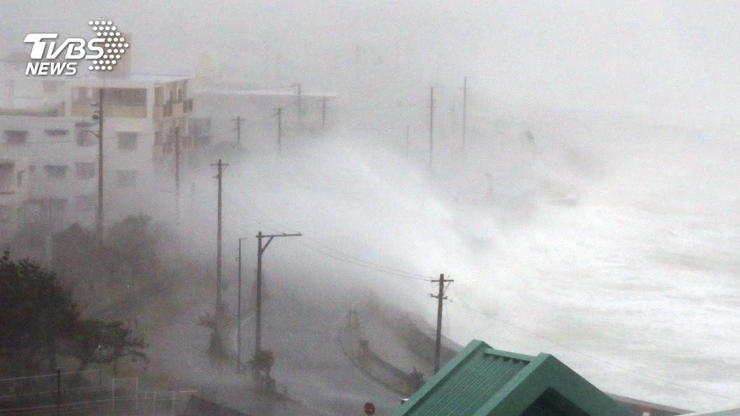 氣候變遷帶來複合式災害,如何提升災害韌性,遠比政治口水重要 圖/AP 【觀點】被臺灣人遺忘的氣候變遷