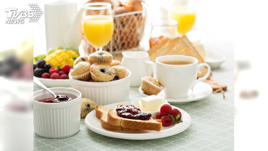早餐示意圖/TVBS 吃早餐較健康? 營養學雜誌:代謝血糖膽固醇都沒差別