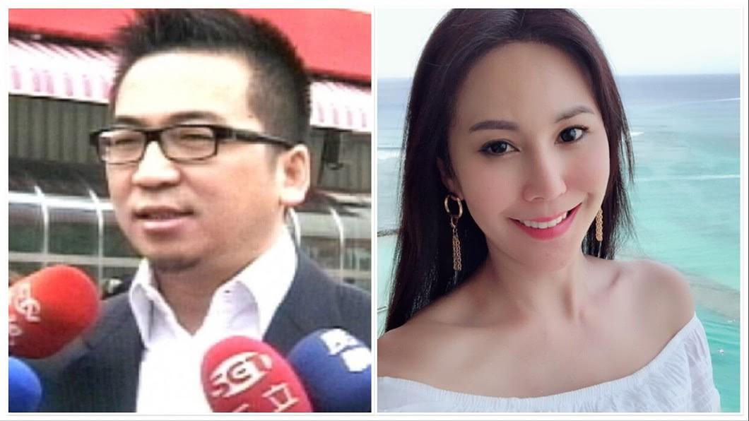 圖/TVBS、翻攝自洪曉蕾臉書 王世均酒駕撞倒法籍女 前妻洪曉蕾開腔痛斥