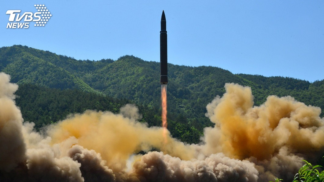 圖/達志影像路透社 北韓:宣示韓戰終止 不能當作非核談判籌碼