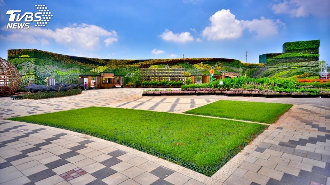 圖/中央社 中市提供百名花博職場體驗 助青年銜接就業