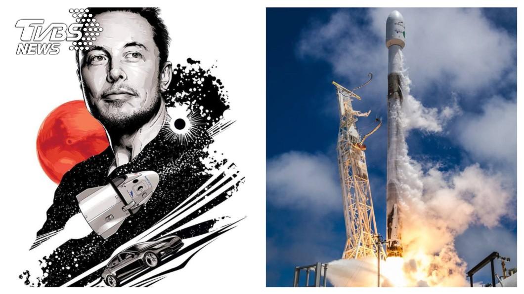 20歲時就立志創業的馬斯克,立志要挑戰人類三大不可能的任務:網路、能源效率、太空探索。日後馬斯克的目標一一兌現,上市的特斯拉不僅是全球最成功電動車大廠,他的另一家太空探索公司SpaceX,已幾度成功發射火箭到外太空。   圖/馬斯克臉書