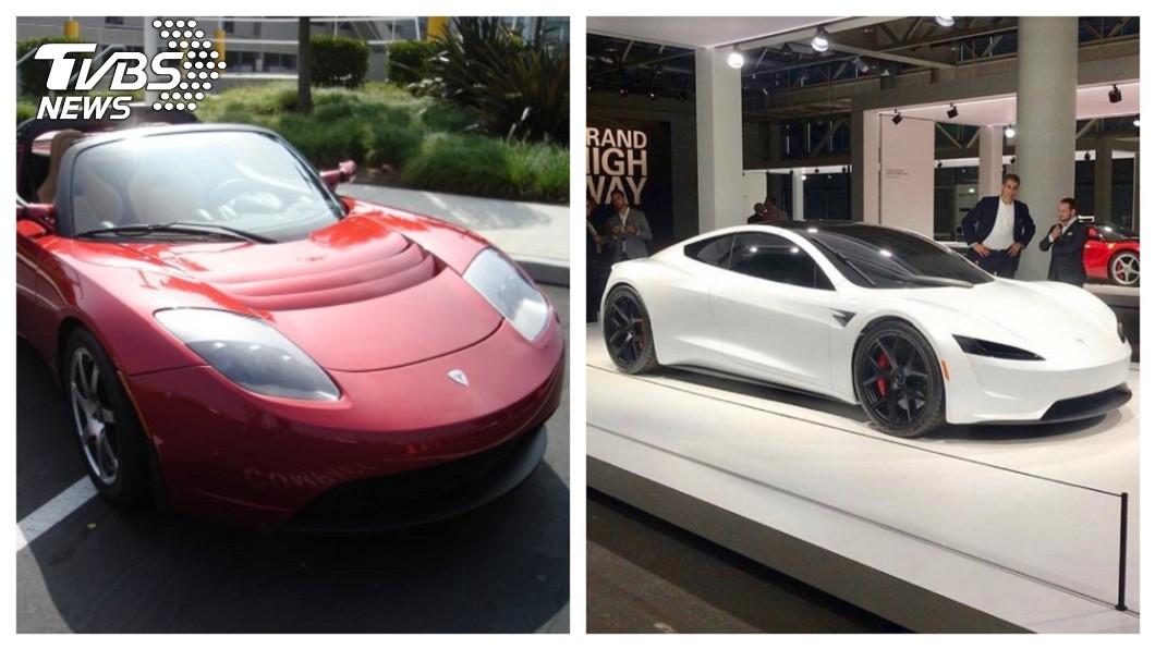 特斯拉以電動車未來概念,成功擄獲投資人的心。Model S挑戰頂級超跑、Model X休旅車如飛鷹在天的拉高車門,讓好萊塢明星們也趨之若鶩,捧錢購車!   圖/馬斯克臉書