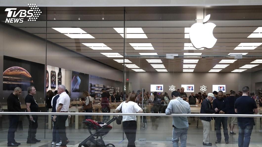 圖/達志影像美聯社 蘋果11/2秀財報 iPhone新機銷售成焦點