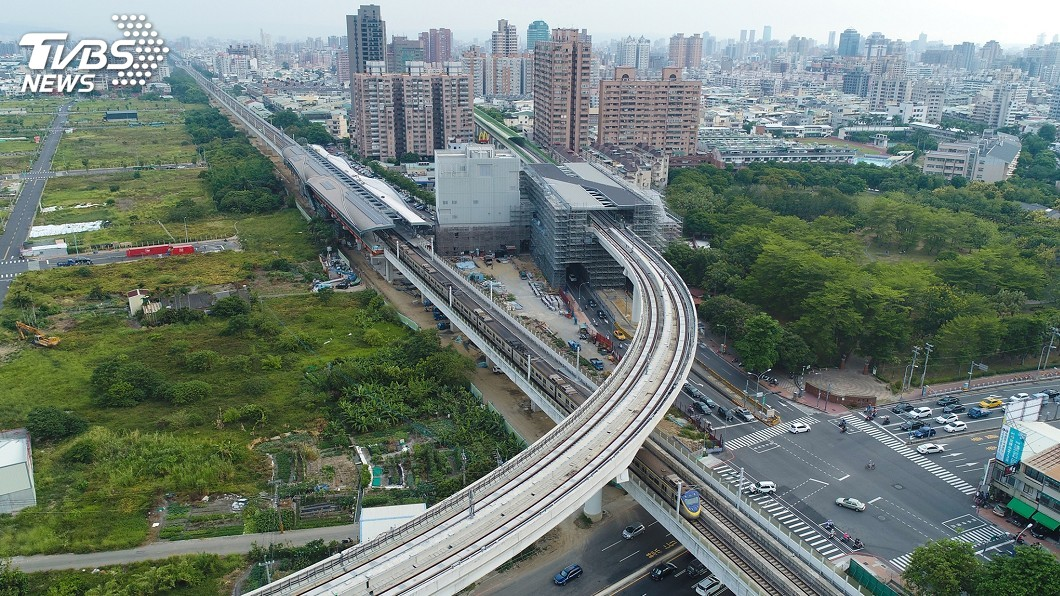 圖/中央社 立院通過前瞻2期預算 都市推動捷運預算全額過關