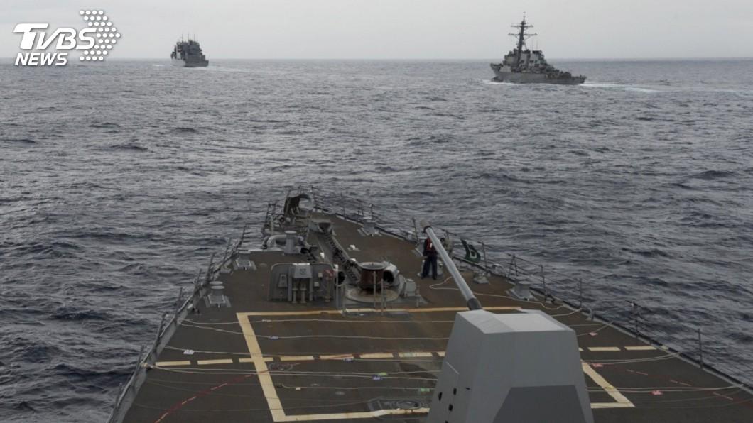 圖/達志影像美聯社 南海局勢升溫 近年矚目美中軍事對峙大事紀