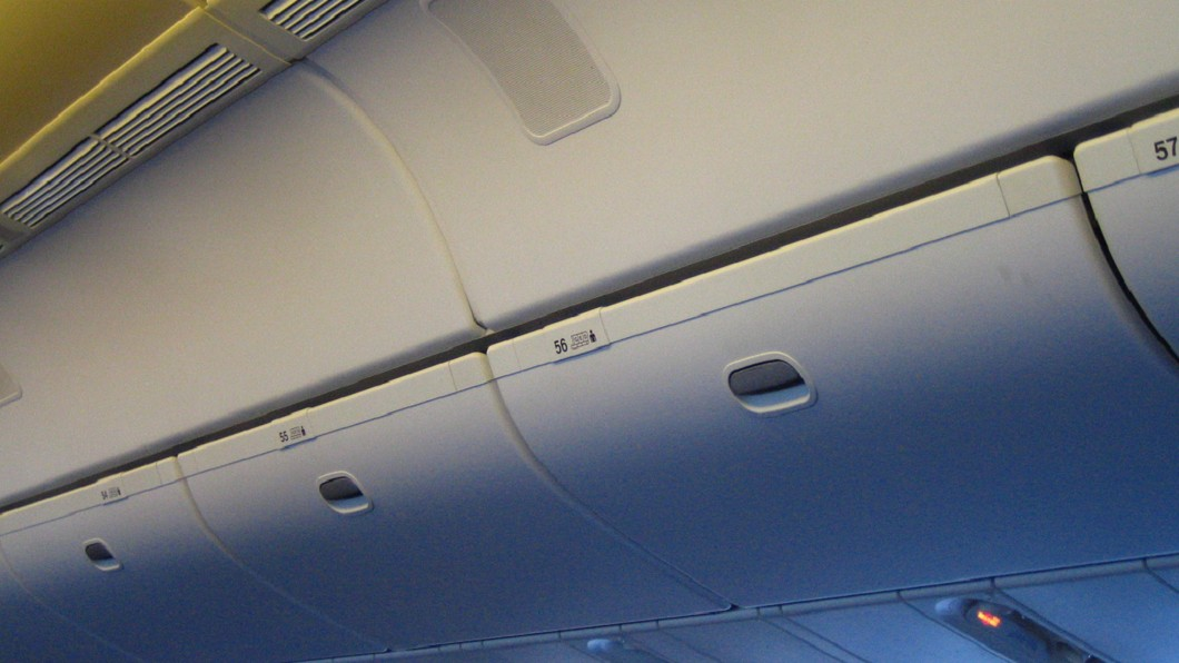 示意圖/翻攝自visualhunt網站 醉男用置物櫃「健身」還嗆空姐 全機人為他轉降超傻眼