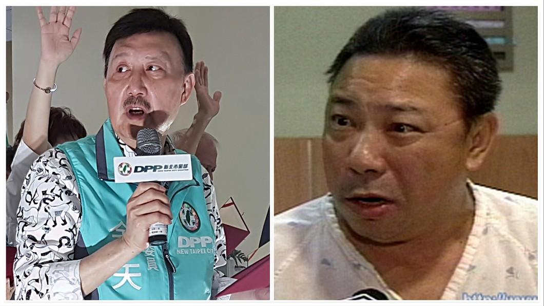 圖/中央社、TVBS 余天爆他性騷素珠「又摸又搓」 陳松勇抓狂:我要揍他!