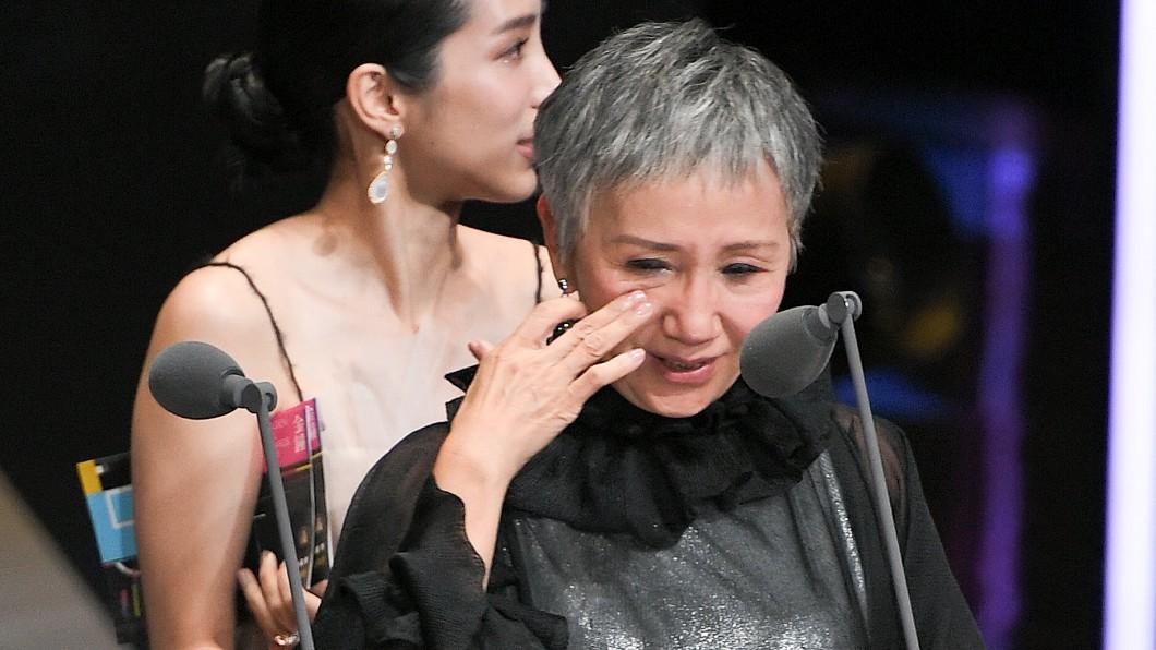 圖/三立提供 擊敗謝盈萱!陸弈靜奪金鐘迷你劇視后