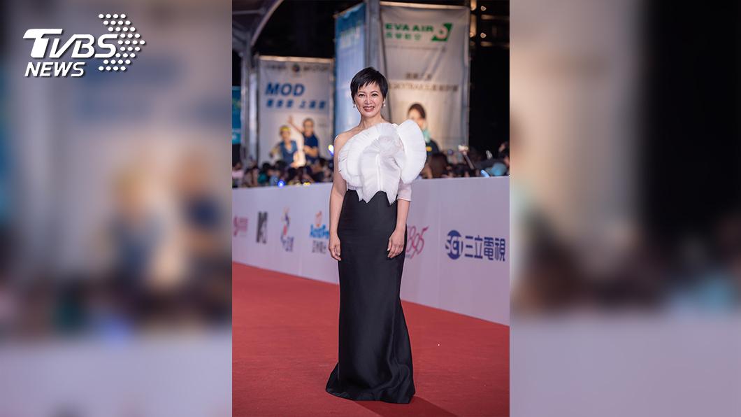 TVBS新聞部總監詹怡宜,今年入圍《人文紀實節目主持人獎》。(圖/TVBS)