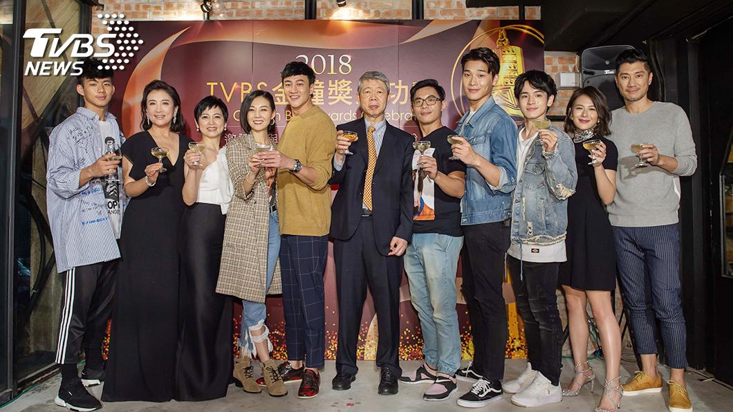 圖/TVBS TVBS《翻牆的記憶》敲金鐘  何潤東導演處女作摘金