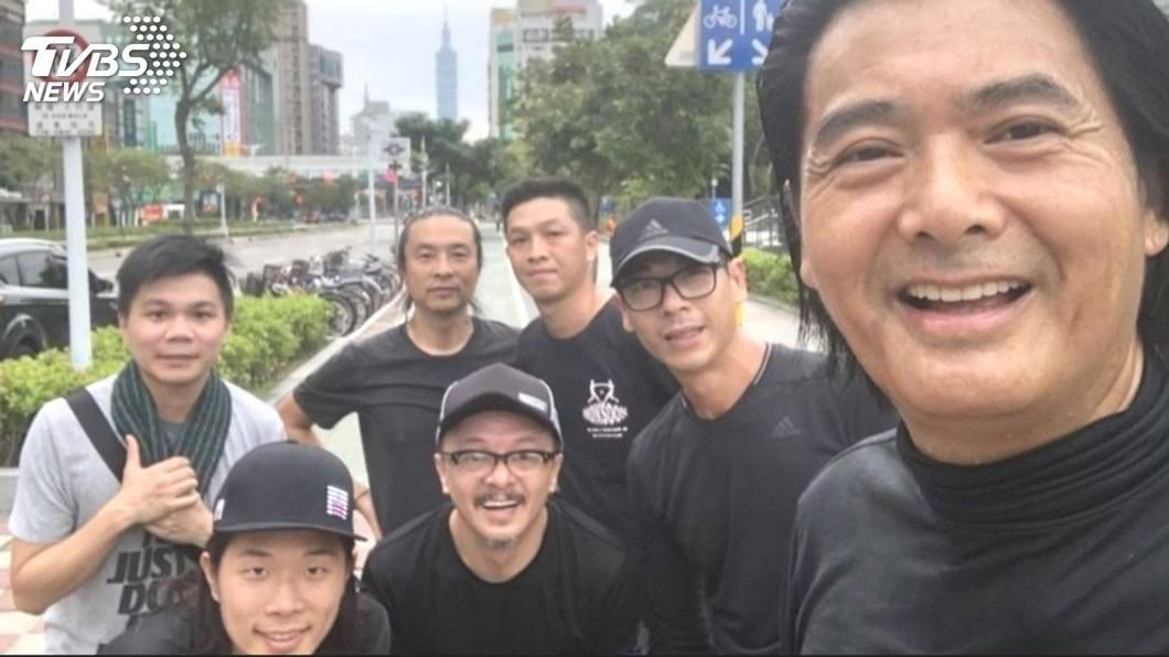 圖/TVBS 周潤發56億財產死後全捐出 私下超顧家暖舉曝光