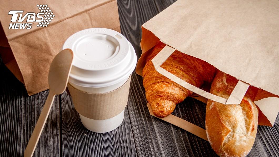 示意圖/TVBS 早餐最愛「咖啡+麵包」 竟讓她體重狂飆72公斤
