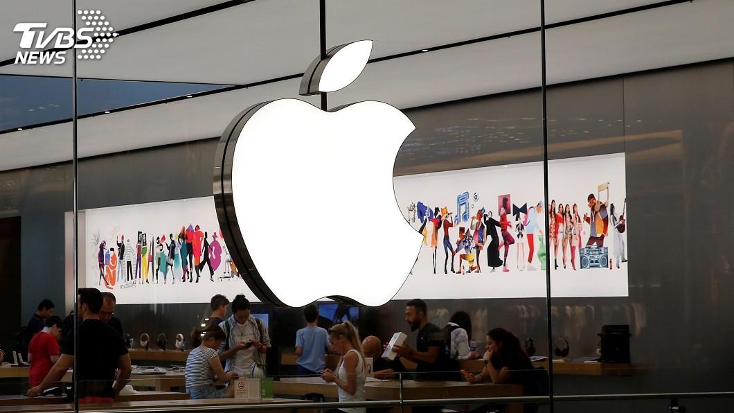 圖/達志影像路透社 蘋果致函美國會 查無供應鏈被駭證據
