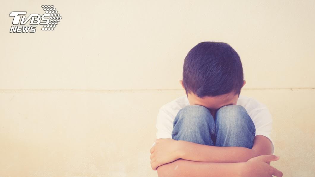 示意圖。圖/TVBS 因活潑遭師罵「沒人當你啞巴」 8歲童從此不敢說話!