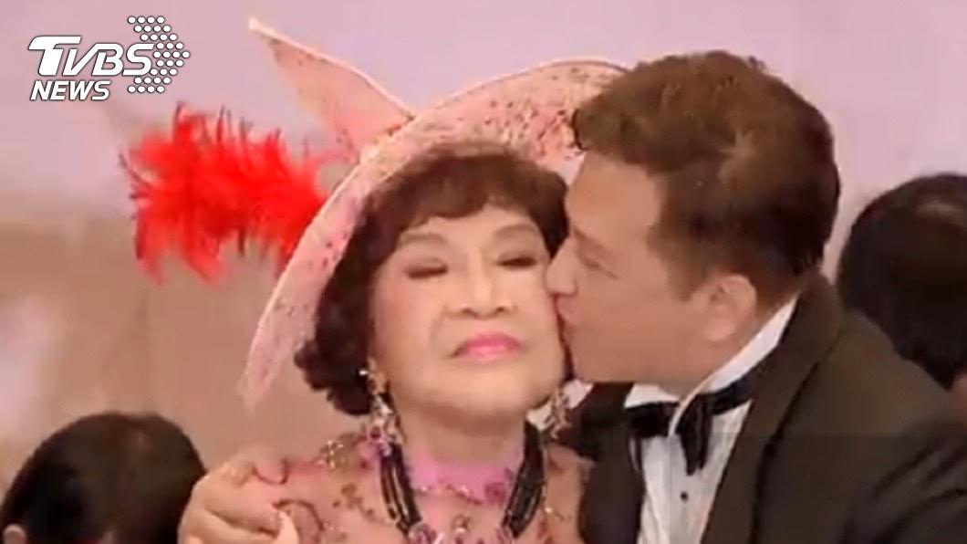圖/TVBS 阿姑世紀婚禮!黃維德返台當花童 因「看到賈靜雯被罵」