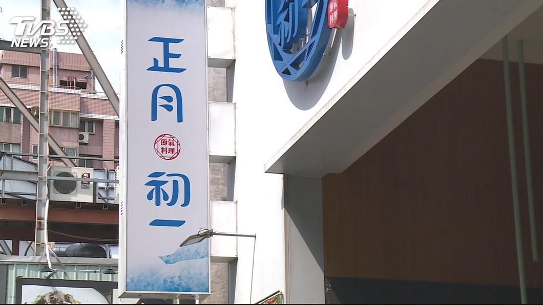 圖/TVBS 饅頭堡「初一」告台菜「正月初一」 台菜餐廳遭判敗訴
