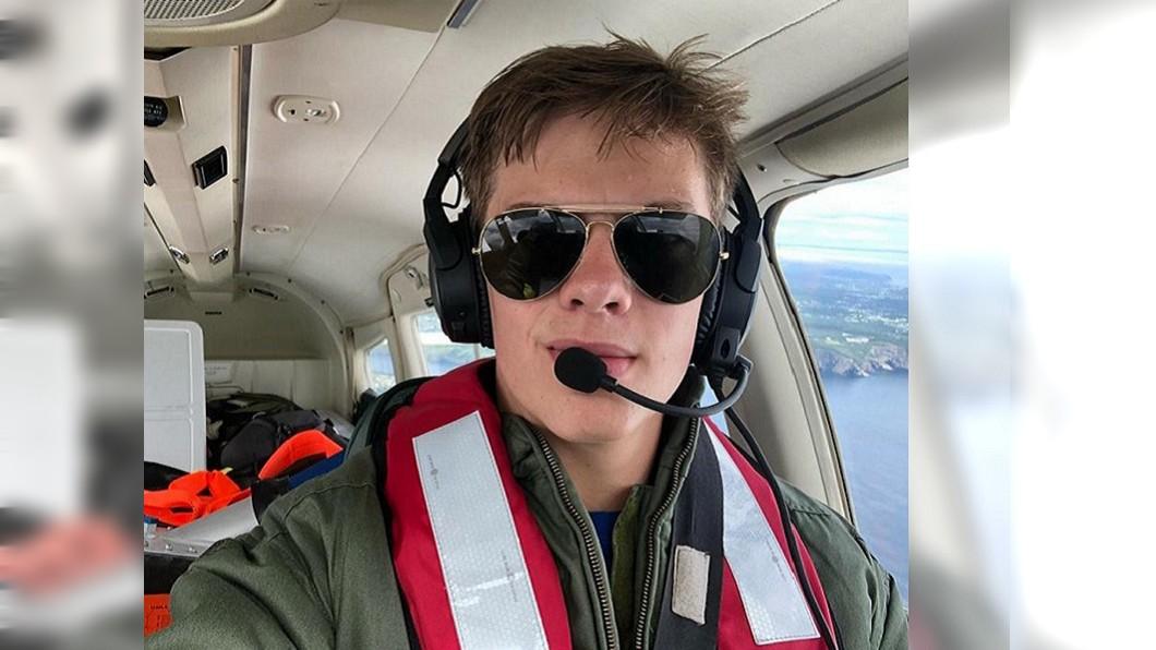 圖/翻攝自Mason's MedCamps Mission 臉書 美少年駕機環遊世界 「被中華民國F-16攔截」最刺激