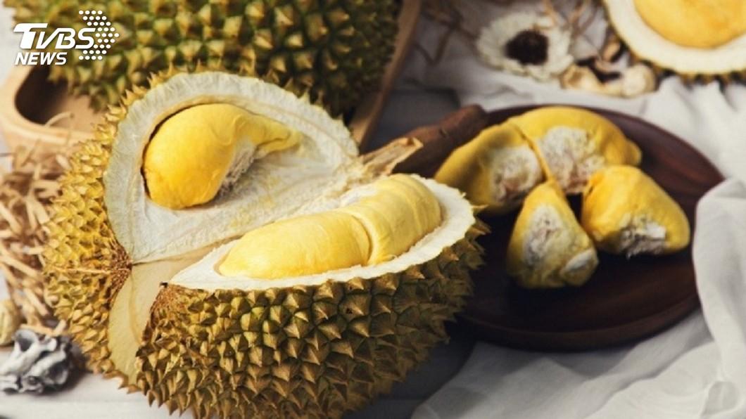 水果之王榴槤的味道也是令人不敢苟同。(示意圖/TVBS)